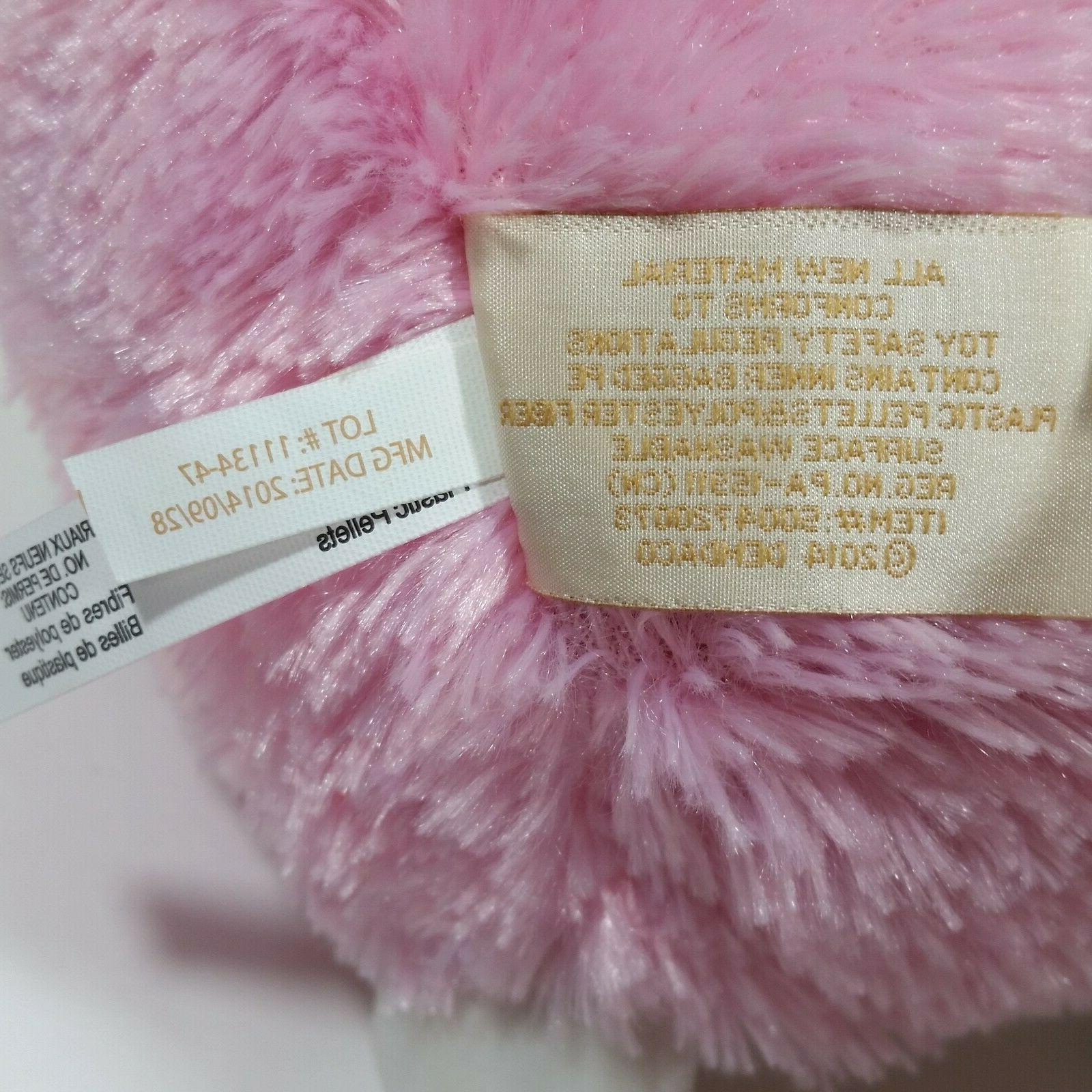 Demdaco Pink Stuffed Toy