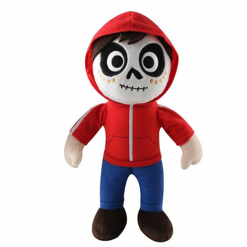Disney Coco Miguel 12 inches Figure Plush Soft Stuffed Toy D