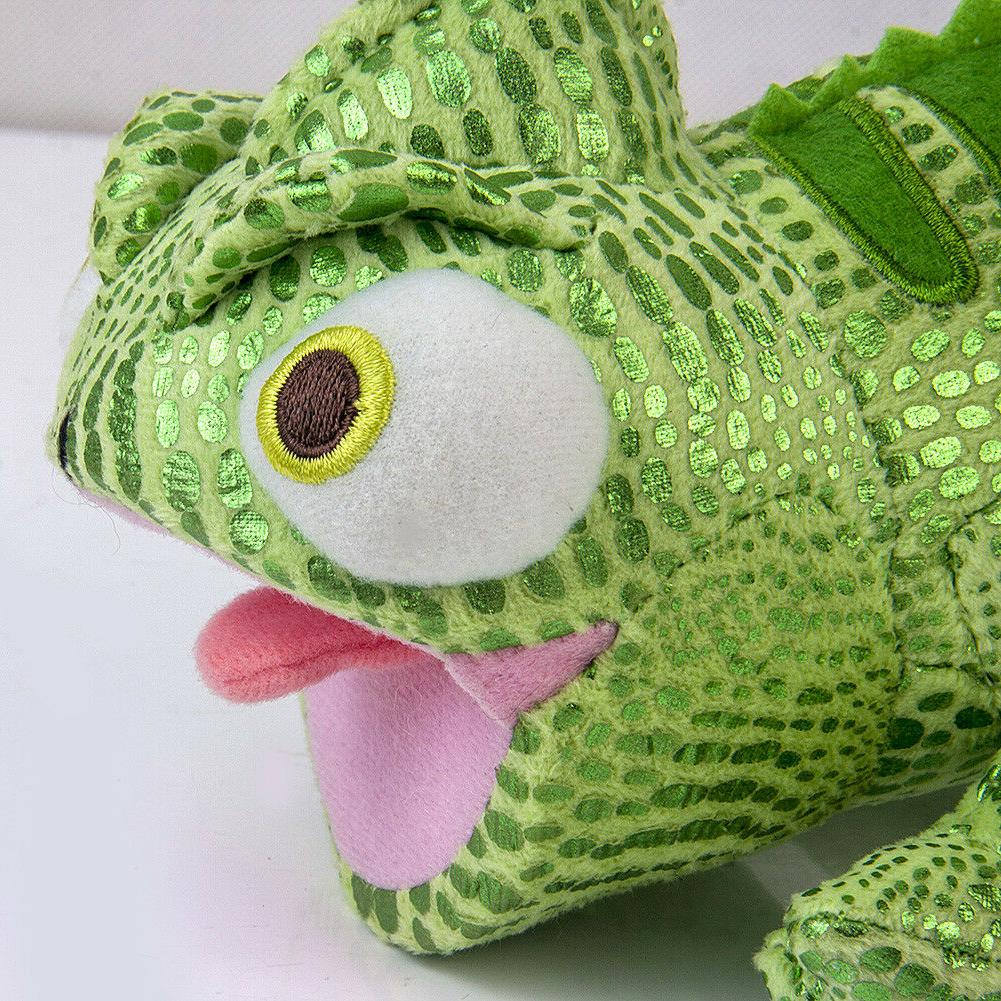 Disney Rapunzel Pascal Plush Toy Stuffed Doll Figure
