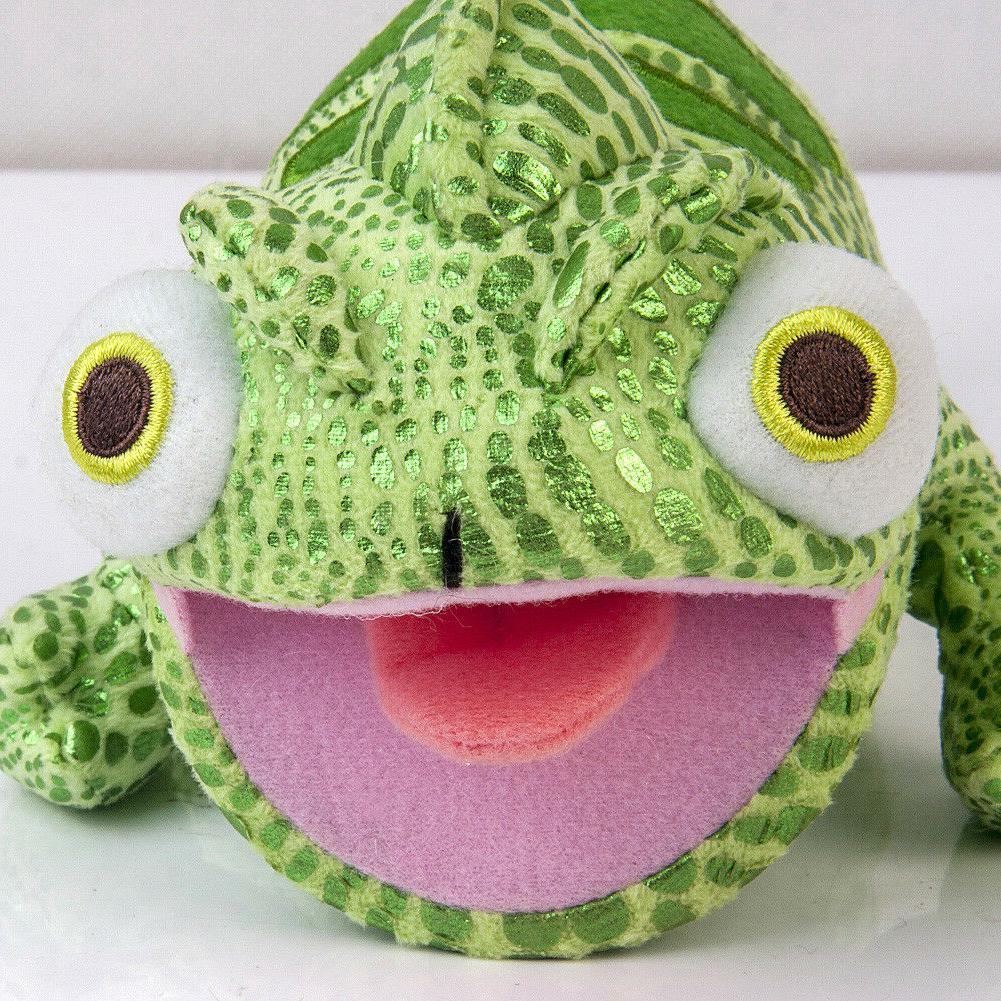 Disney Rapunzel Tangled Chameleon Pascal Plush Toy Stuffed Doll