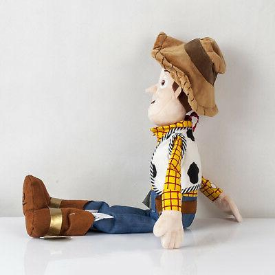 Disney Store Story Woody 18 Plush Toy Gift