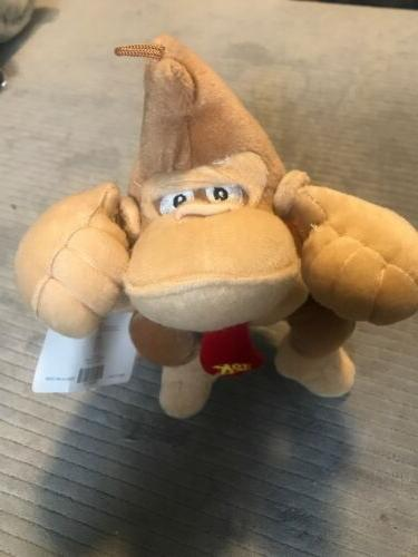 donkey kong 11 5 classic plush toy