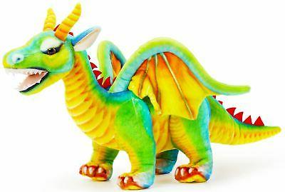 Drevnar the Dragon 26 Inch Stuffed Animal Plush Tale