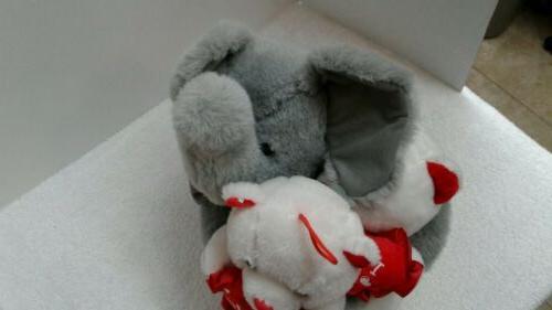 Elephant Stuff Cushion Baby