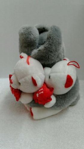 Elephant Plush Stuff Cushion Baby