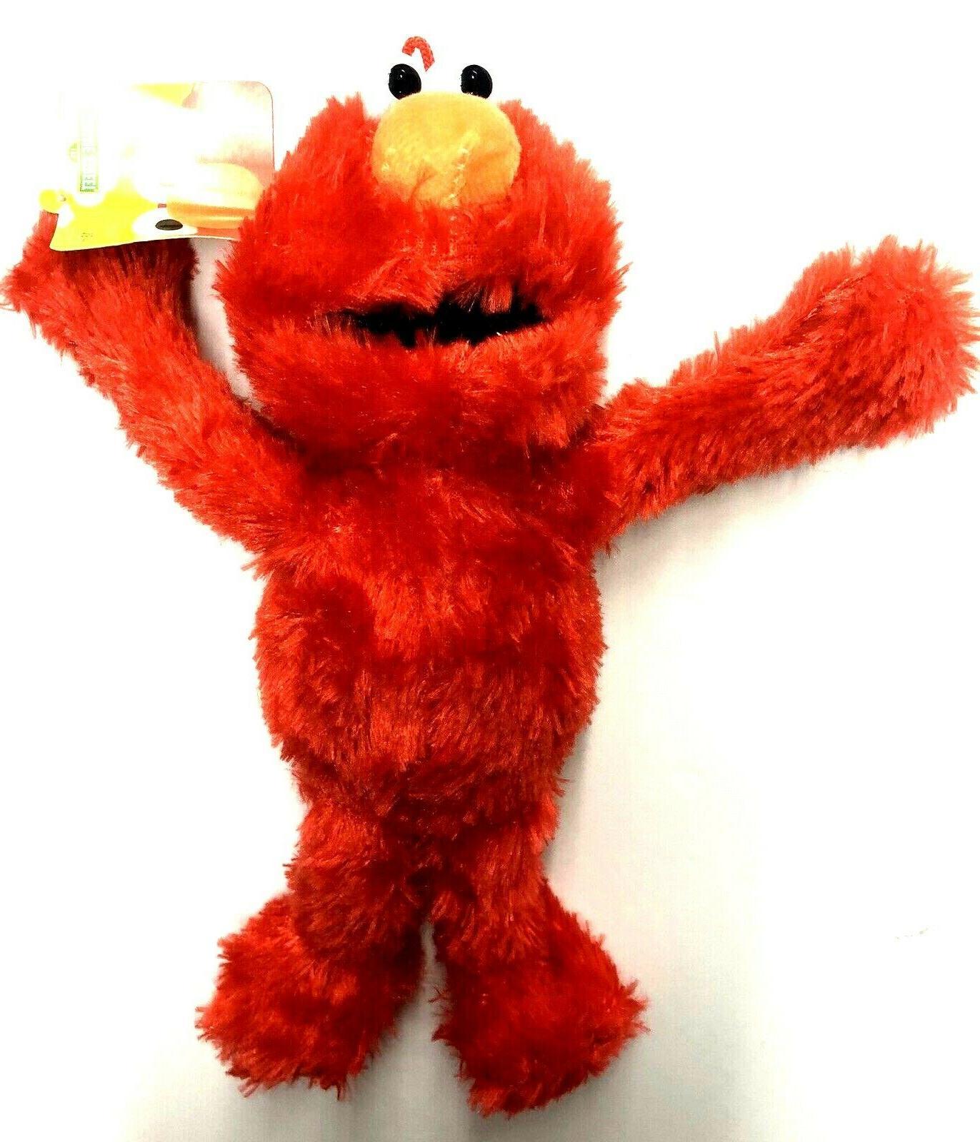 elmo plush stuffed animal 10 plush doll
