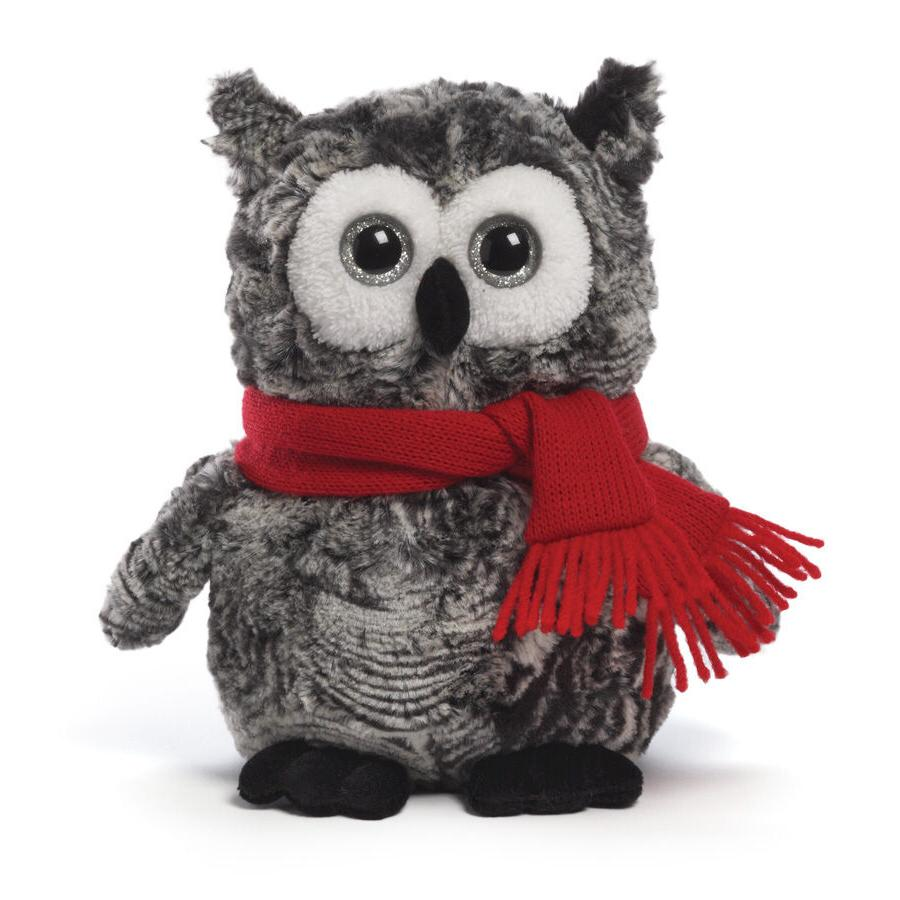 evening star owl plush