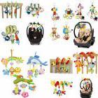 Fisher Price Baby Kid Child Stroller Playmat Hanging Soft Pl