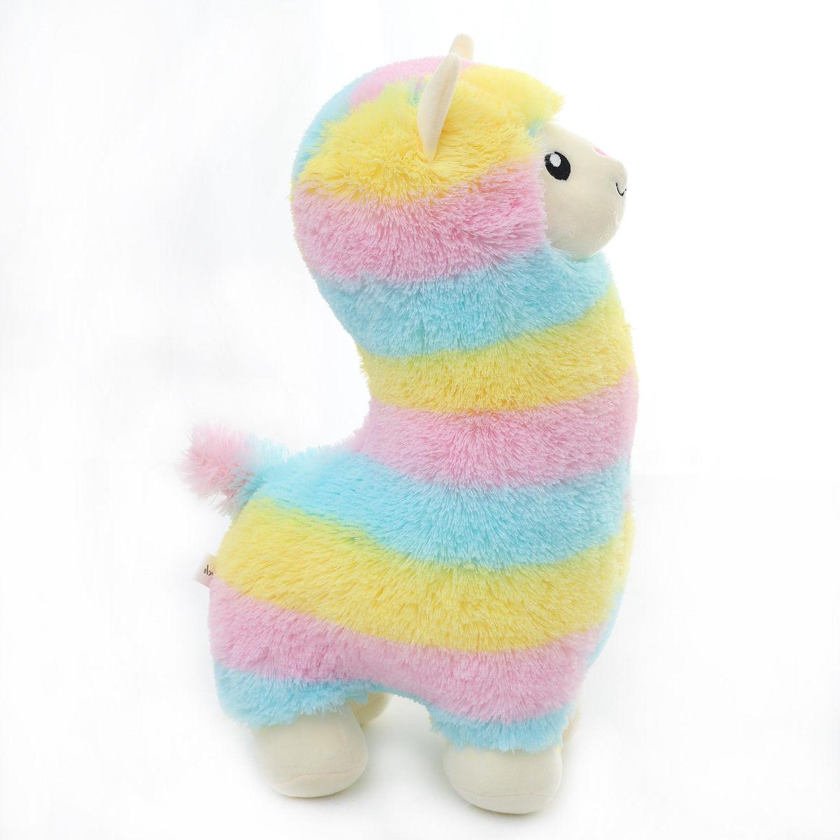 Winsterch Toy Llama Animal 17.7