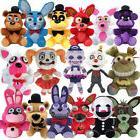 "FNAF Five Nights at Freddy's Plush Stuffed Toys 6"" Plush Bea"
