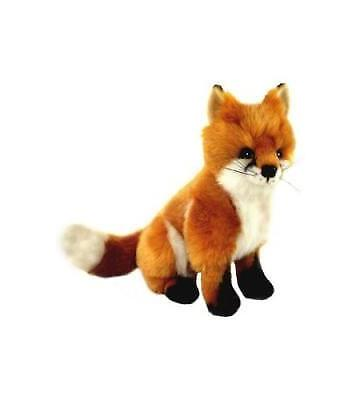 fox soft plush toy reynard new medium
