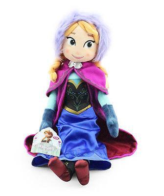 "& Elsa Plush 16"" Doll Stuffed"