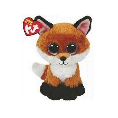 girls beanie boos slick the brown fox
