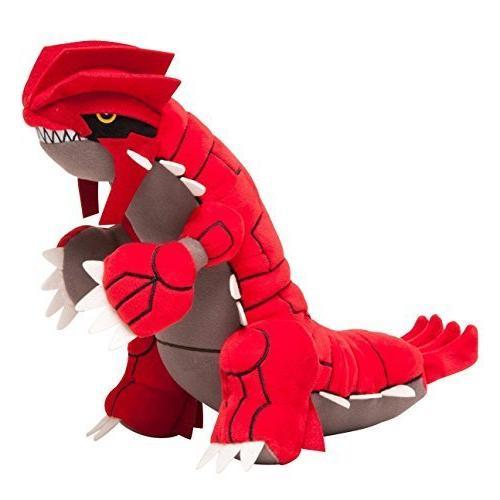 groudon plush doll pokemon center