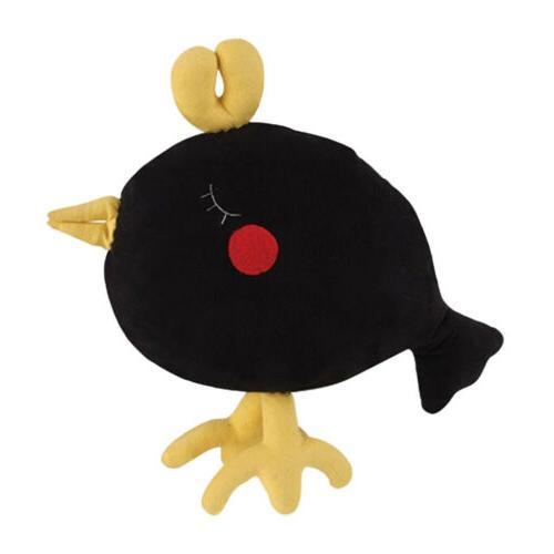 Handmade Chick Plush Stuffed Toy Making Kit Sewing Craft for