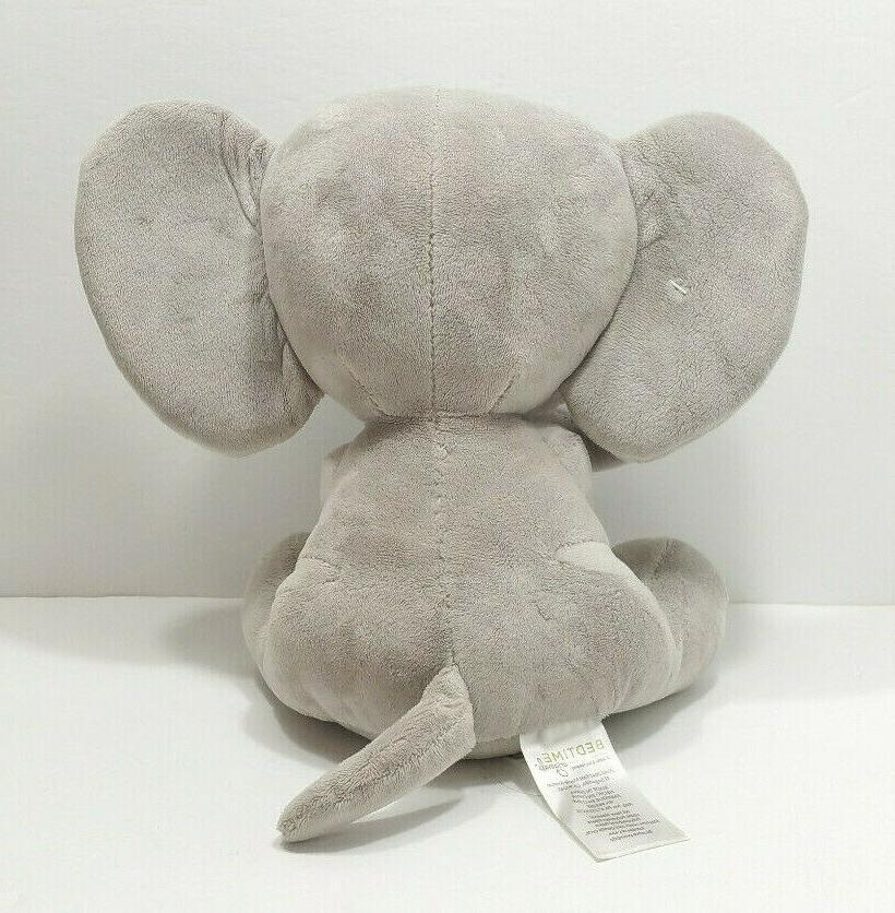 Bedtime Gray Plush Toy