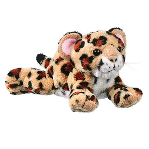 jaguar cub plush stuffed animal