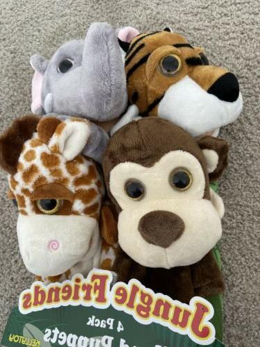 Kelly Toy Plush Animal 4 Kids Toys Play