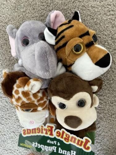 Kelly Jungle Plush 4 Kids Play