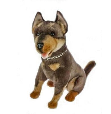 kelpie dog stuffed animal soft plush toy