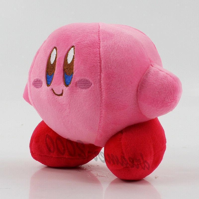 Kirby Star Plush Doll Animal Toy 5 inch