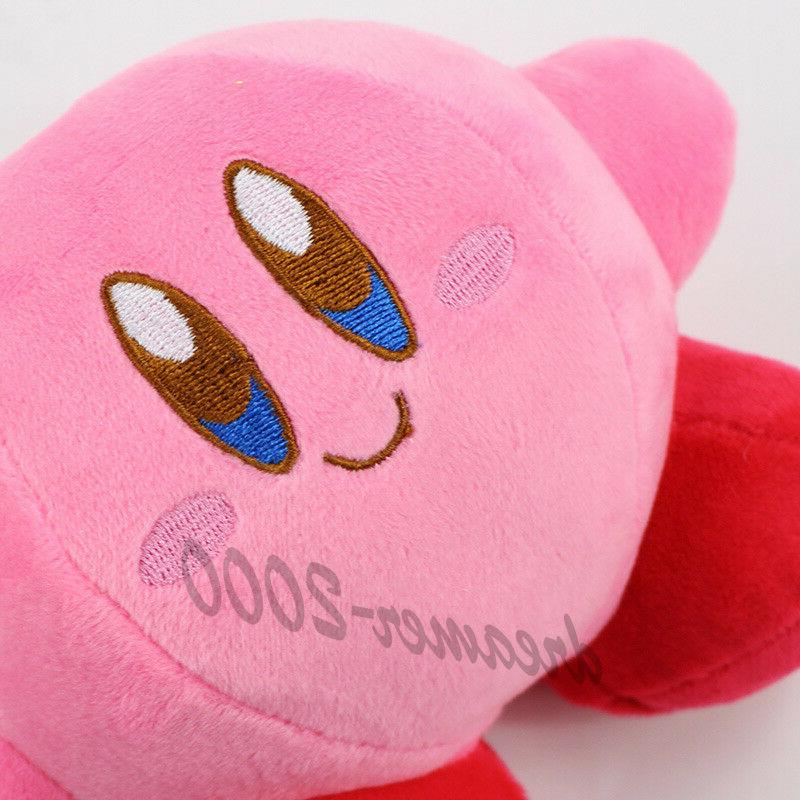 Kirby Star Doll Stuffed Animal 5