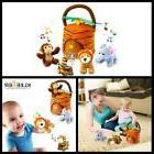 Kleeger Kids Plush toys Talking Jungle Stuffed Animals Inter