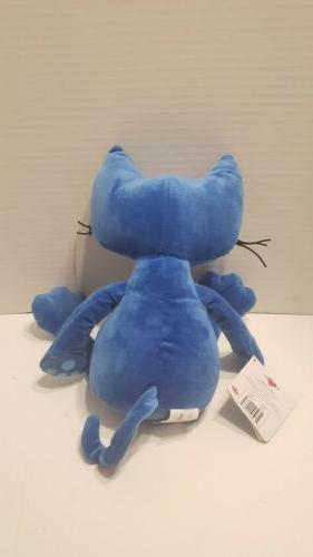 """Kohl's Cares Pete Cat Blue Plush 16"""""""