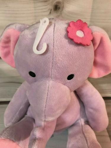 Lambs & Ivy Bedtime Originals Plush Pink Toy Girl