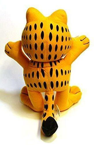"""Large 12"""" Garfield Plush Stuffed Toy."""