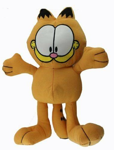 large 12 garfield cat plush stuffed animal