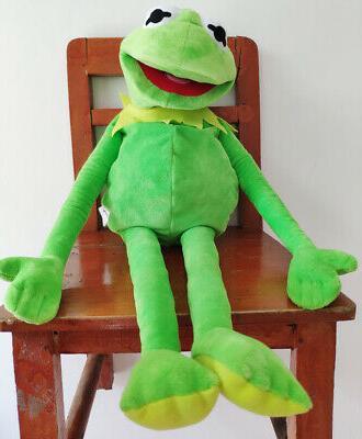Large 60cm Sesame Street The Muppet ShowKermit frog Puppets