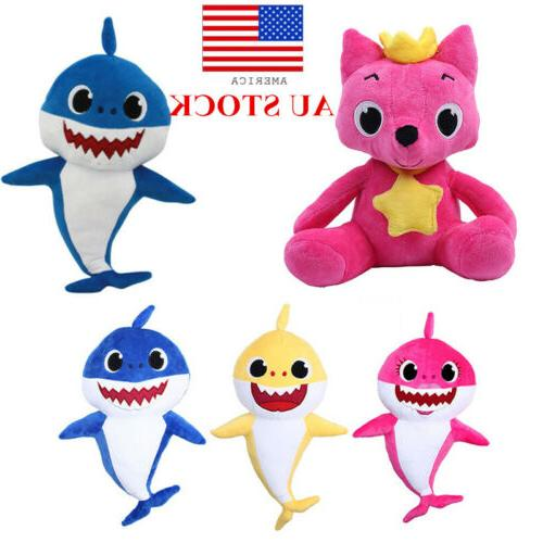 little Shark Plush Singing Plush Toys Music Song Creative