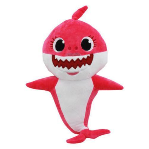 little Shark Plush Plush Song Gift