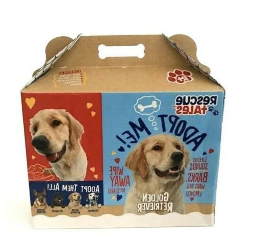 Little Tikes Rescue Adoptable Pet Retriever Interactive Toy