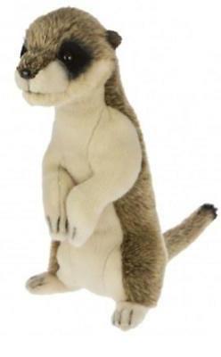 meerkat plush toy new medium 26cm 10inchestall