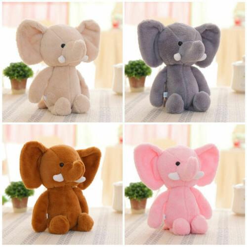Mini Elephant Stuffed Toy Animal Gift Your Baby