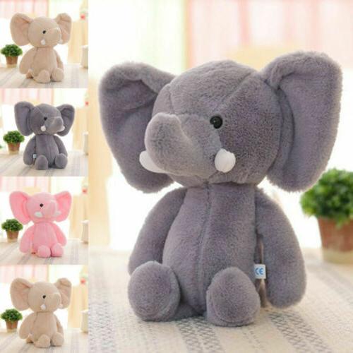 Mini Elephant Plush Toy Baby Fashion