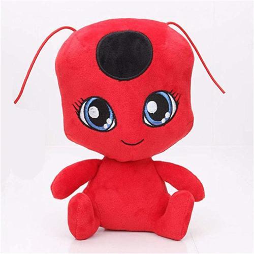 Miraculous & Tikki Toy Plush Pendant