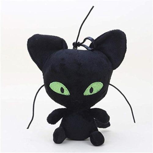 Miraculous Ladybug Cat & Tikki Plush