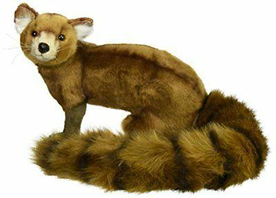 mongoose plush toy 12 long very realistic
