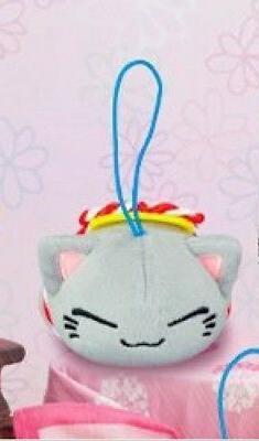 FuRyu Nemuneko Sleeping Cat Keychain 7 cm Plush AMU-PRZ8879
