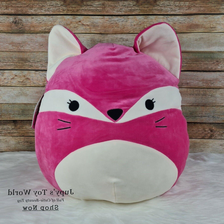 new 16 squishmallow hans the hedgehog super