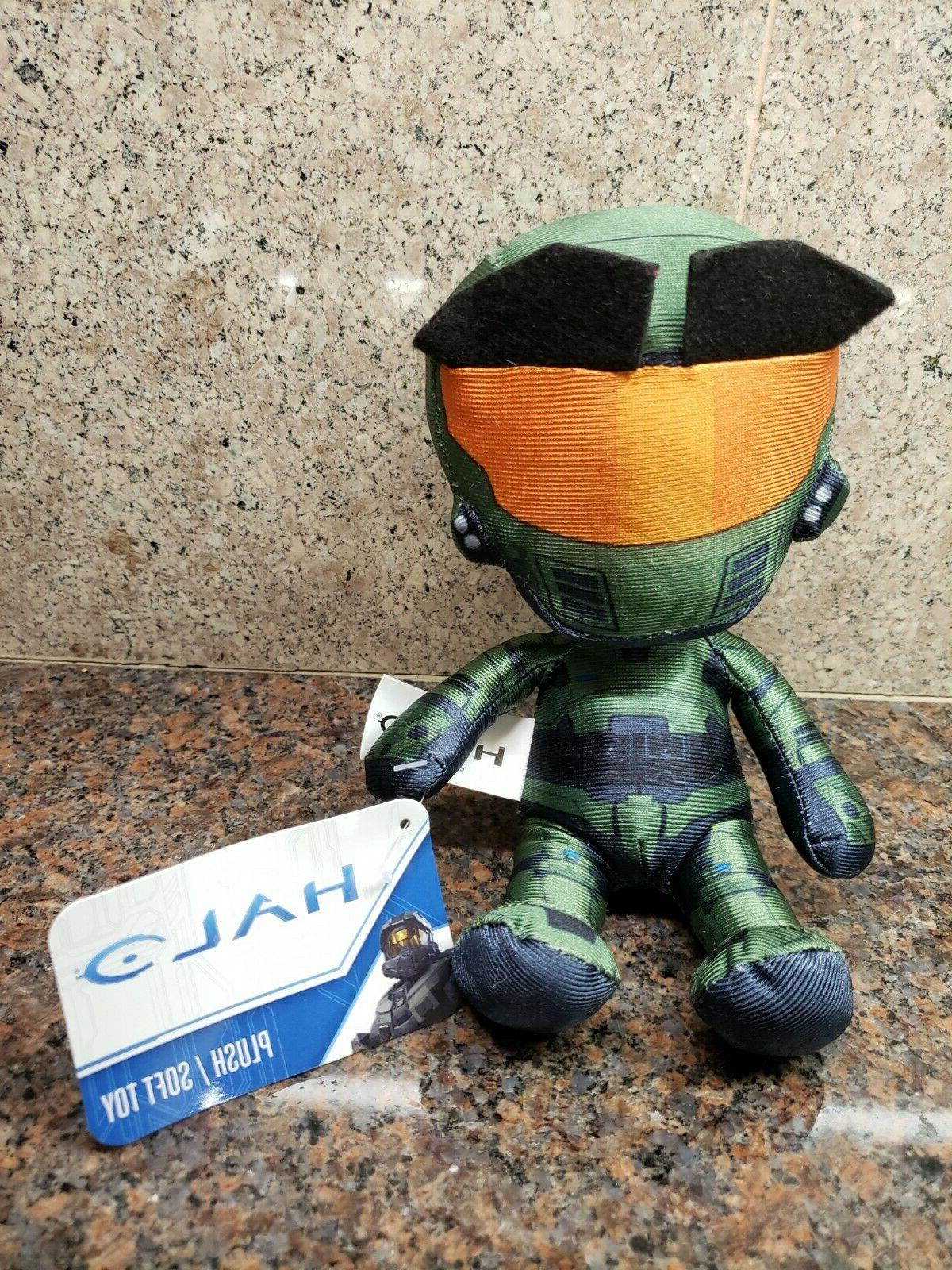 NEW Halo Toy Master Chief ODST Blue Spartan Game