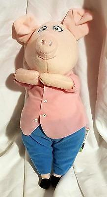 "NEW Illumination SING ROSITA PIG PLUSH! 13"" SEGA From Japan"