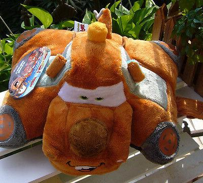 "NEW DISNEY PIXAR Tow Mater Pillow Pets CARS Plush 12"" Pillow"