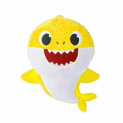 NEW PLUSH SHARK TOYS DOO ENGLISH SINGING DOLL KIDS