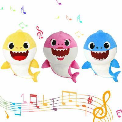 new plush baby shark toys doo doo