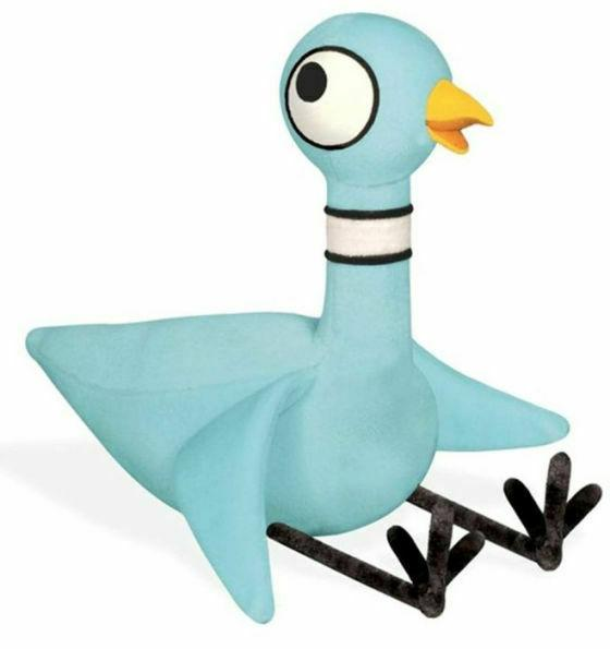 new sealed pigeon plush toy with voice