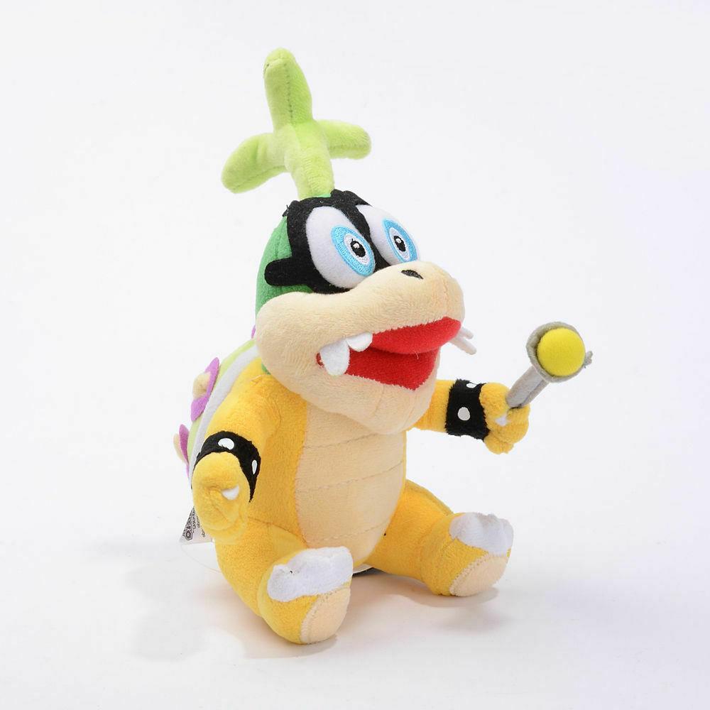 New Super Mario Bros. Iggy Series Stuffed